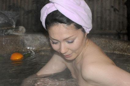 女王の入浴