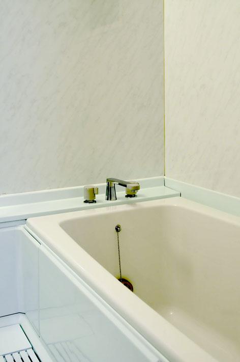 ユニットバスの浴室塗装後