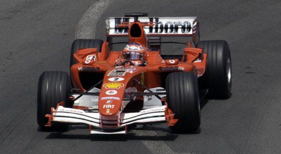 フェラーリのバリチェロ