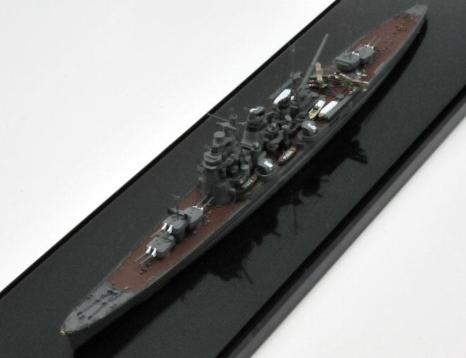 1/700の日本海軍の重巡洋艦