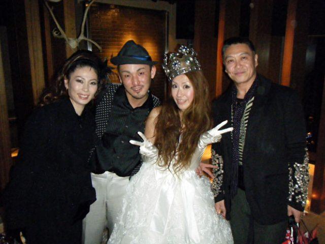堀江ブルーの武用くんリプロ社長と女王