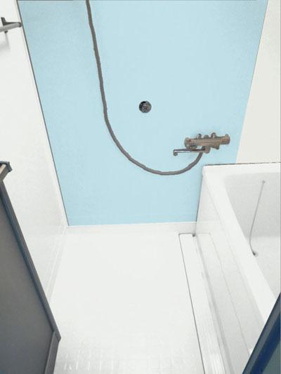 お風呂リフォームのイメージ提案