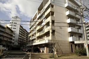 お風呂リフォームの建物URサンバリエ長居東