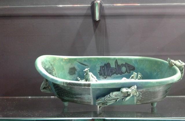1/6浴槽模型8