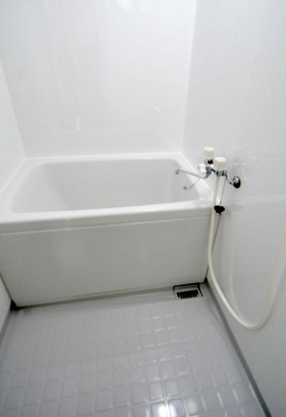 壁はセラールでパネル工法で浴槽と床はコーティング