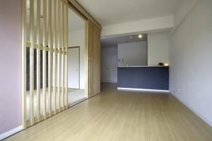 モダンアパートメントのプロデユースのハイツ寿見礼215号室