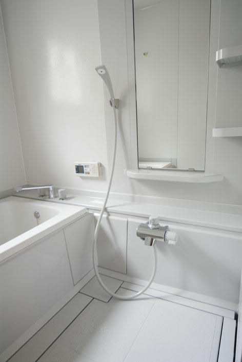 八尾居宅のお風呂リフォーム後の写真