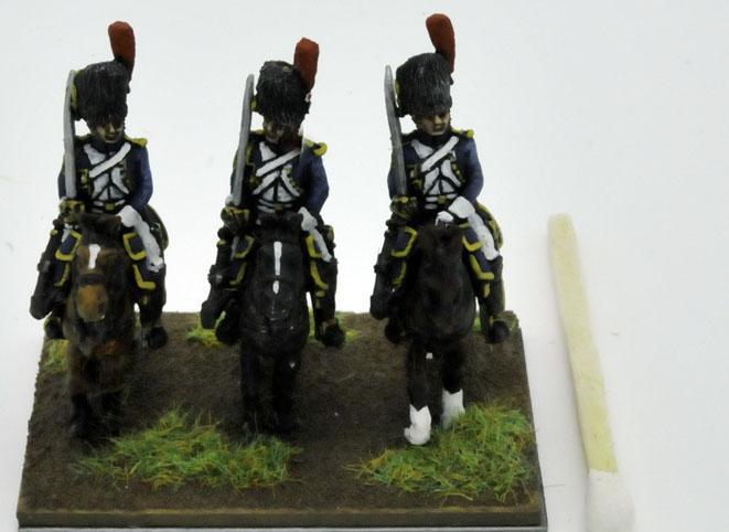 napoleonic 15mm figure