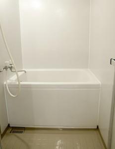 ハイツ寿見礼313の施工後のお風呂