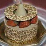 新阪急ホテル窪田パテシエのクリスマスケーキ