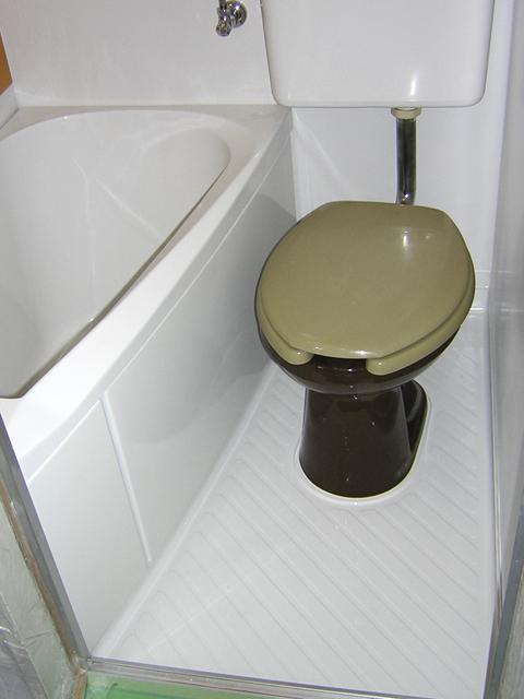 浴室コーティング完成写真
