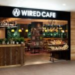 ルクア wired cafe