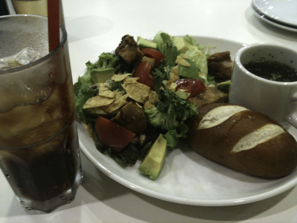 WIRED CAFEのランチ