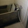 在来工法のタイルのお風呂