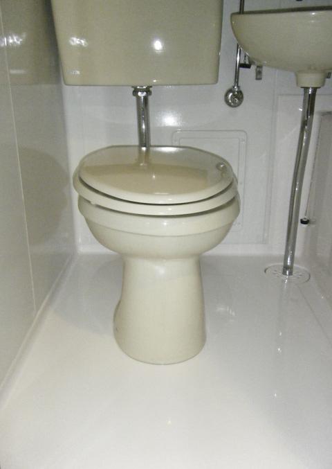 浴室コーティングしたユニットバス