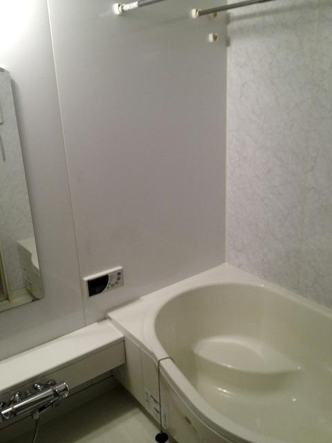 築6年のマンションのお風呂