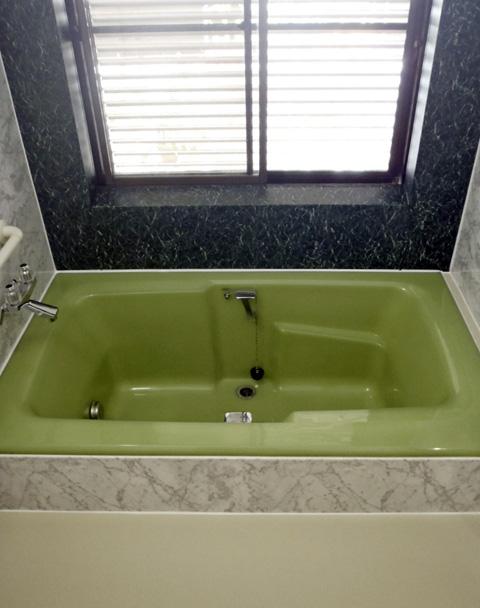 パネル工法でリフォームした在来のお風呂