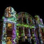 光のショーの中央公会堂5