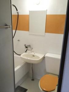箕面市の賃貸マンションのお風呂リフォーム