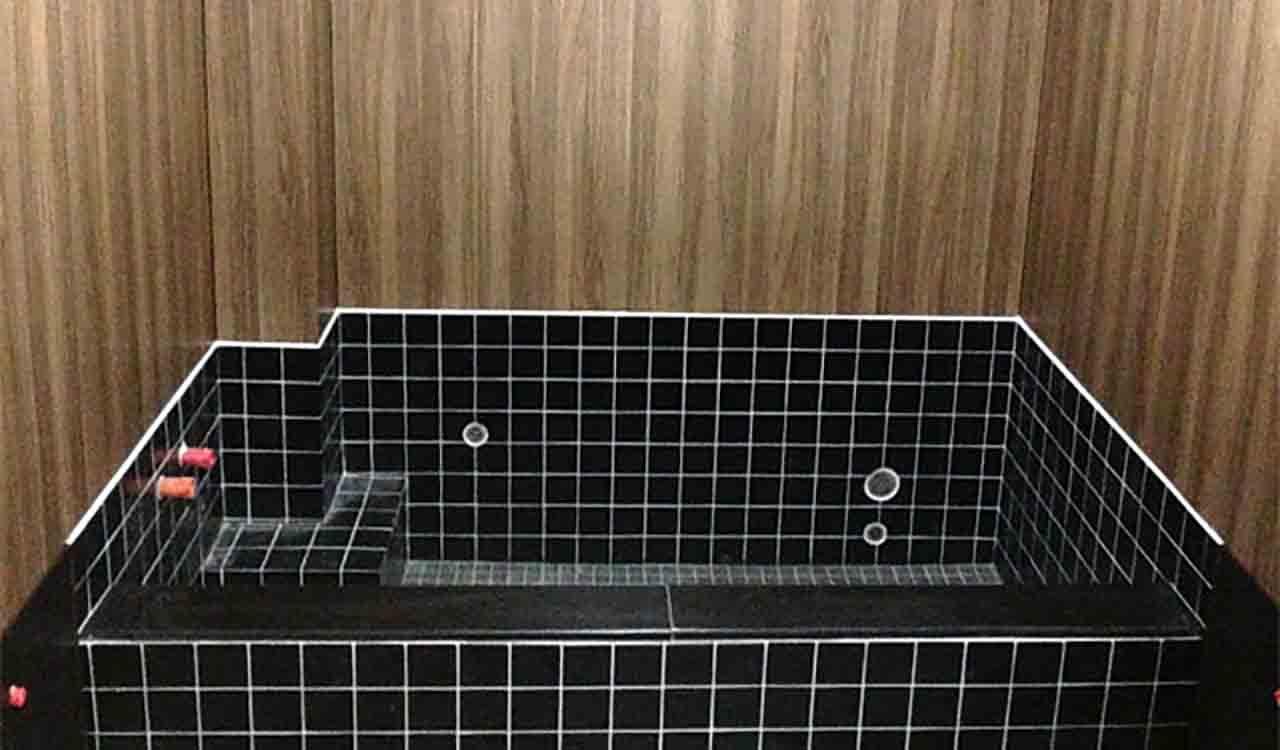 パロアコンフォートパネルでリフォームした浴室