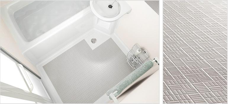 東リの浴室床材バスナシリーズ