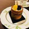 新阪急ホテル喫茶ブリアンの新作モンブラン焙栗