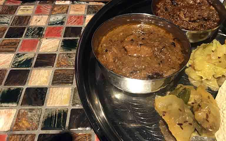 ヤタラスパイスのポークマサラ